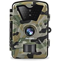 Akaso 12-Megapixel 1080p Game Trail Camera