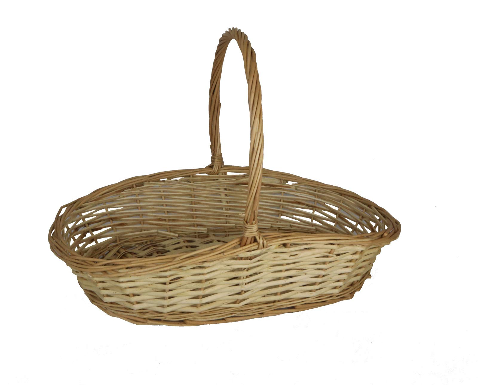 Garden Winds Wicker Willow Basket