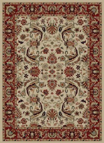 Cheap Concord Ankara Sultanabad Ivory 2'7″X4'1″ Rug