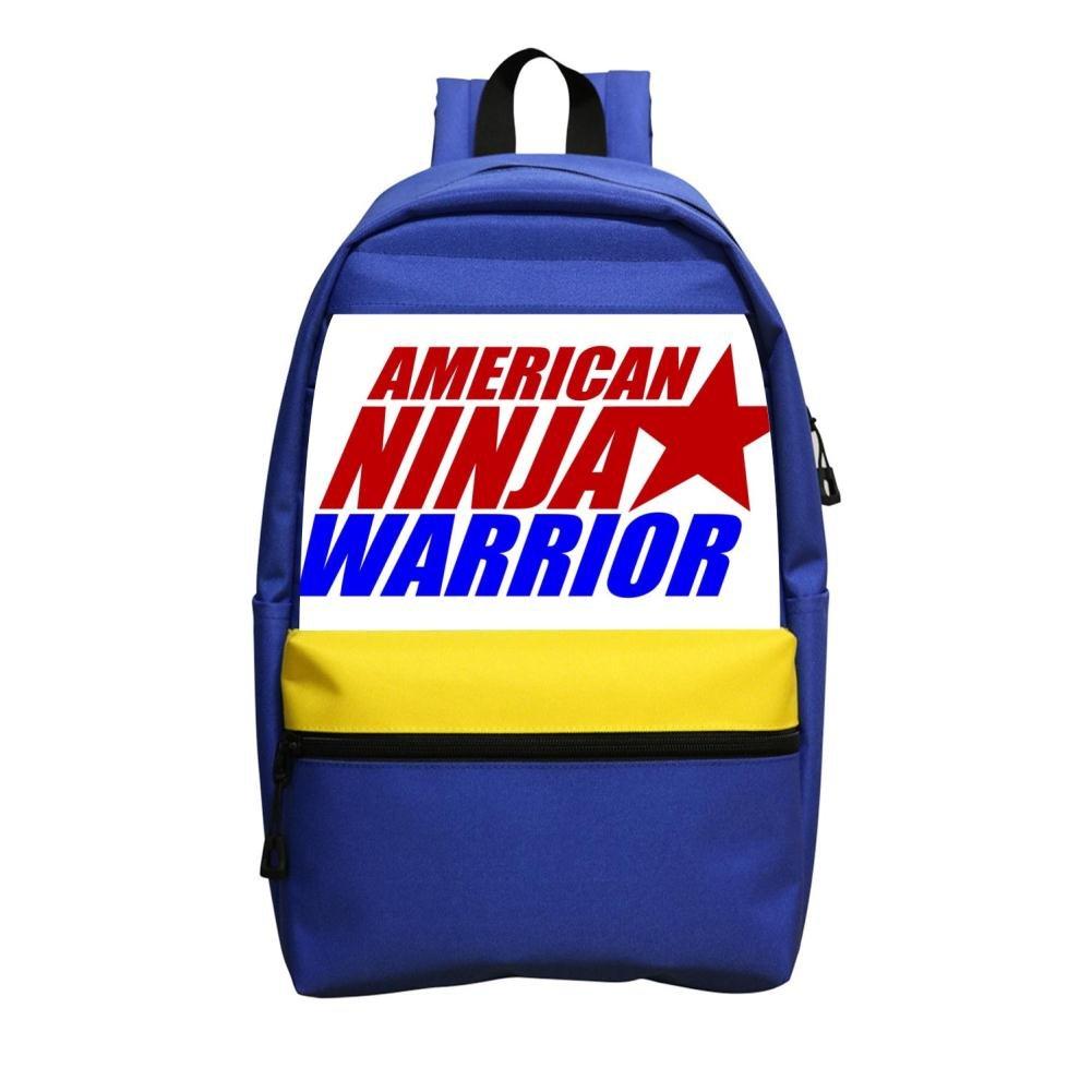 Amazon.com | American Ninja Warrior Student Backpack School ...