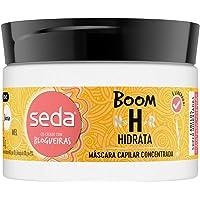 Máscara Capilar De Tratamento Seda Boom Hidrata 300G, Seda