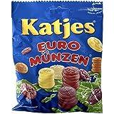 """Katjes Euro M""""ûnzen 200g by Katjes"""