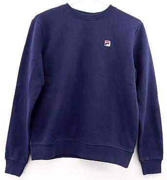 287c67347252 Fila Women's Michele Pullover Crewneck Sweatshirt at Amazon Women's Clothing  store:
