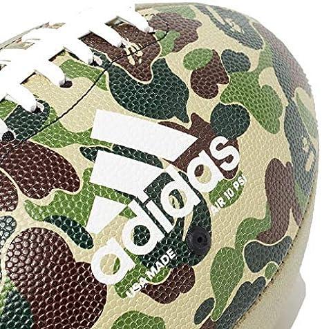 adidas BAPE X Rifle - Balón de fútbol, Green Camo / Gold: Amazon ...