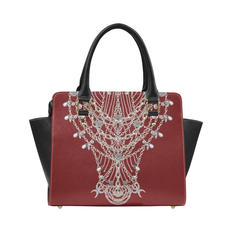 Interestprint Custom chains Classic Women Top Handbag Shoulder Bag