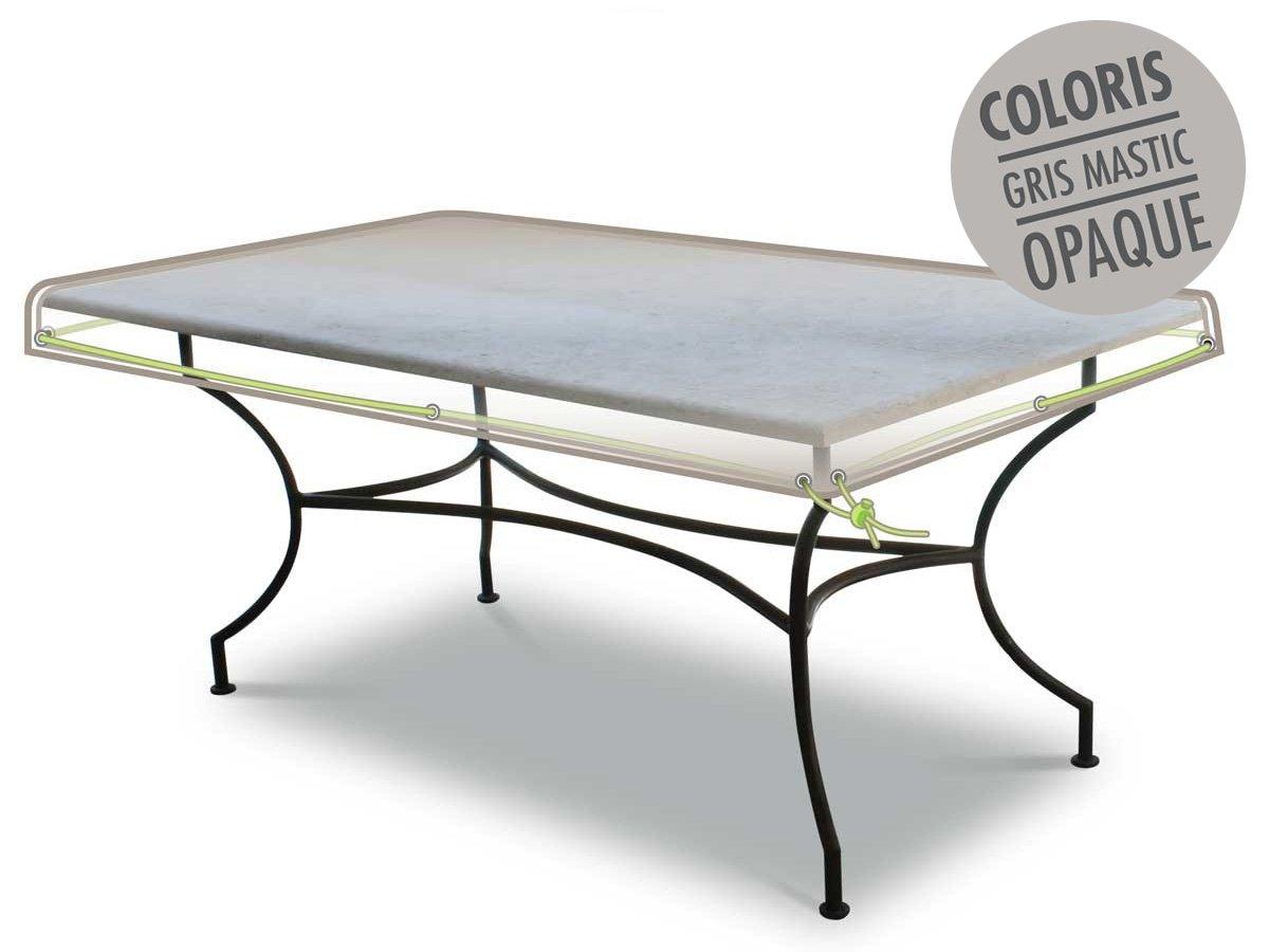 Jardideco 210 Rectangulaire Table Housse Protection X De 100 Pour 4R3cjq5AL