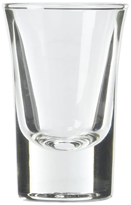 bormioli rocco party dublino shot glasses clear 125 ounces set of 6 - How Many Ounces In A Shot Glass