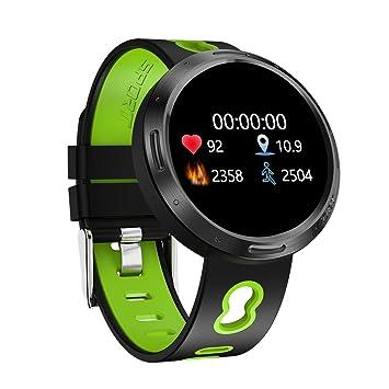 HONGSHAN Smart Watch IP67 Rastreador de Ejercicios a Prueba ...