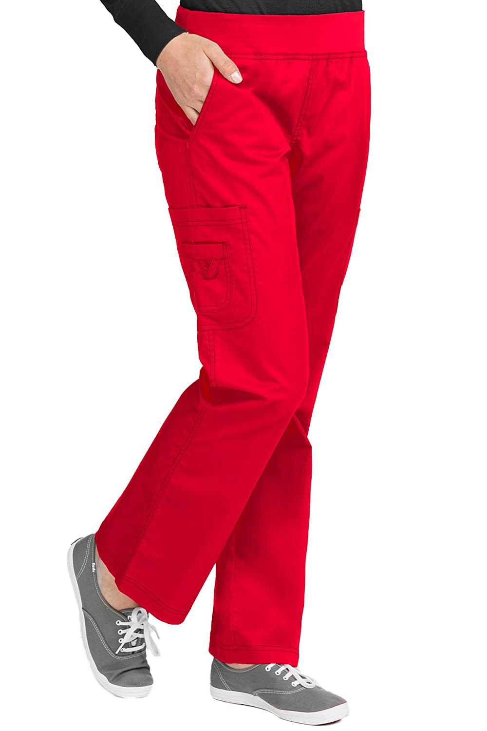 Med Couture Womens Scrub Bottoms Image 3