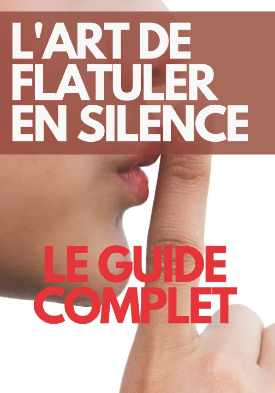 L'ART DE FLATULER EN SILENCE -…