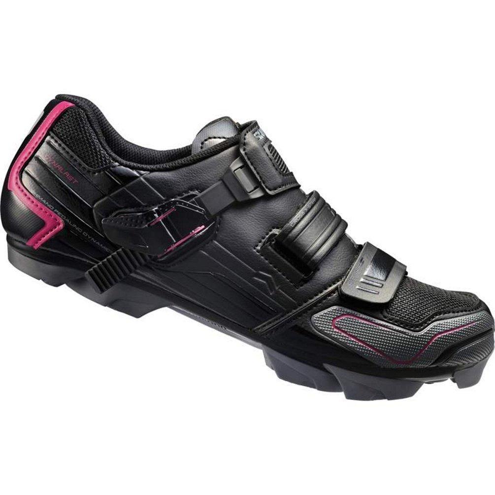 Shimano SHWM83 XC Full Featured Performance Shoe Women's Mountain Bike 43 EU Black