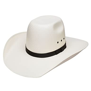 df2561f948488 Resistol Tuff Hedeman Collection McCabe Punchy Crown Straw Cowboy Hat (7)