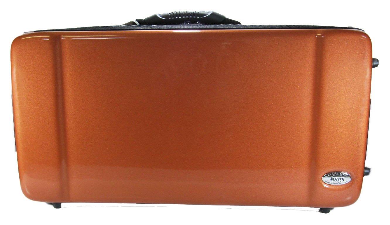スペインbags ロータリートランペット ケース (METAL COPPER) ロータリートランペット METAL COPPER B07CQYDZ5D