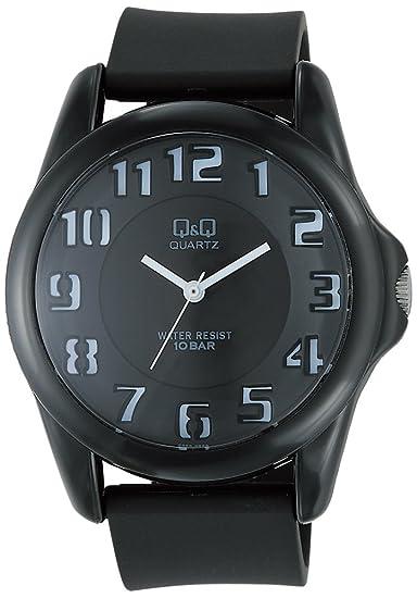 3d0a722da3 [シチズン キューアンドキュー]CITIZEN Q&Q 腕時計 ドームウォッチ アナログ表示 二層文字