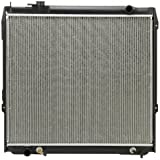 Sunbelt Radiator For Toyota Tacoma 1755 Verify Core is 22-5/8 in Between Tanks
