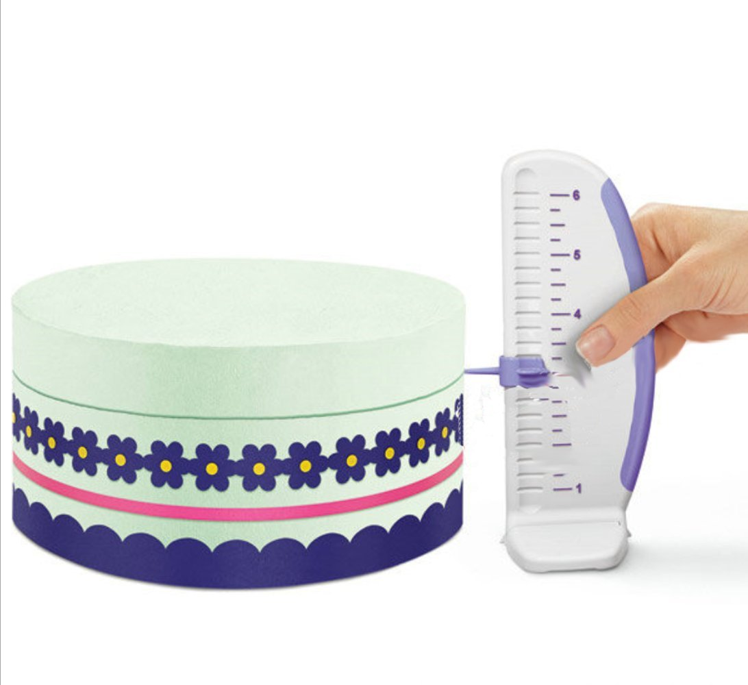 Cake Smoother 5pcs/set, Fondant Smoothing Tool Cake Decorate Smoother KOOTIPS (5pcs Cake Smoother) Kootips-1-95
