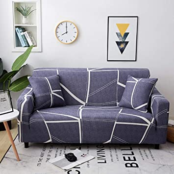 Admirable Stretch Sofa Covers Loveseat Slipcovers With Elastic Bottom Slip Resistant Furniture Protector Loveseat Line Andrewgaddart Wooden Chair Designs For Living Room Andrewgaddartcom