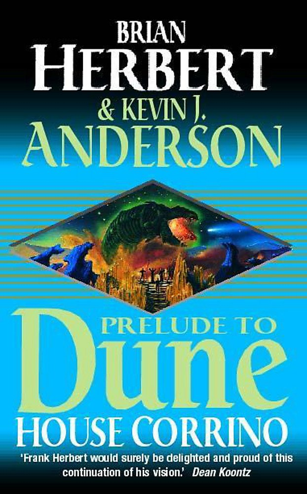 dune books in order