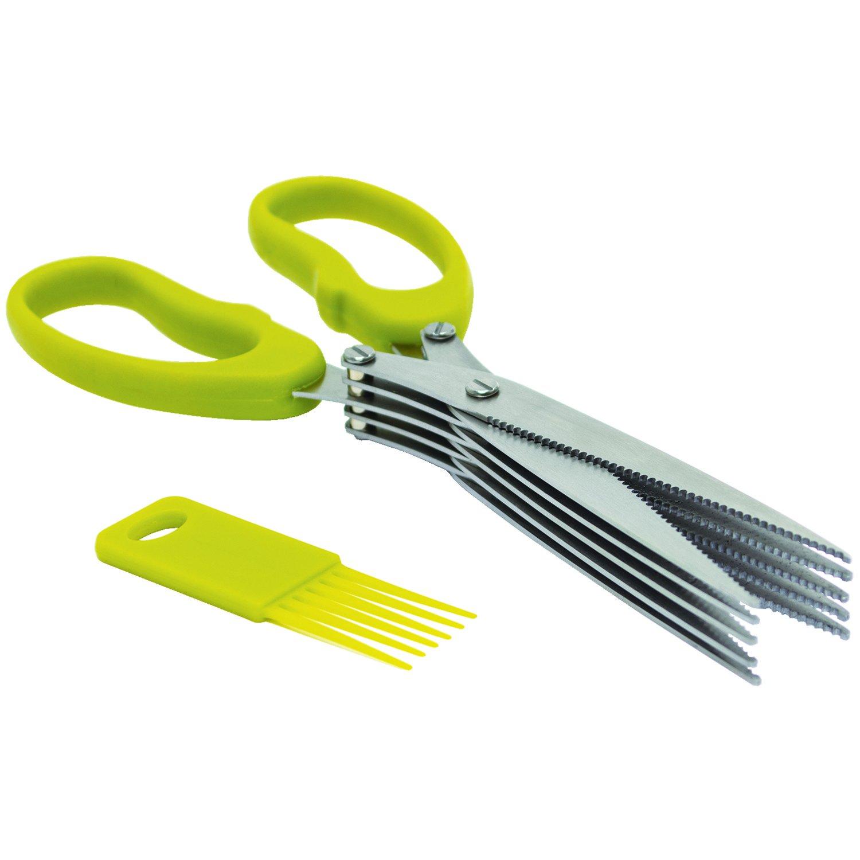 Starfrit Gourmet Multi Blade Herb Scissors 080714-006-AMAZ