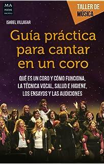 Guía práctica para cantar (Taller De Música): Amazon.es ...