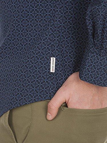 Ben Sherman Herren Freizeit-Hemd