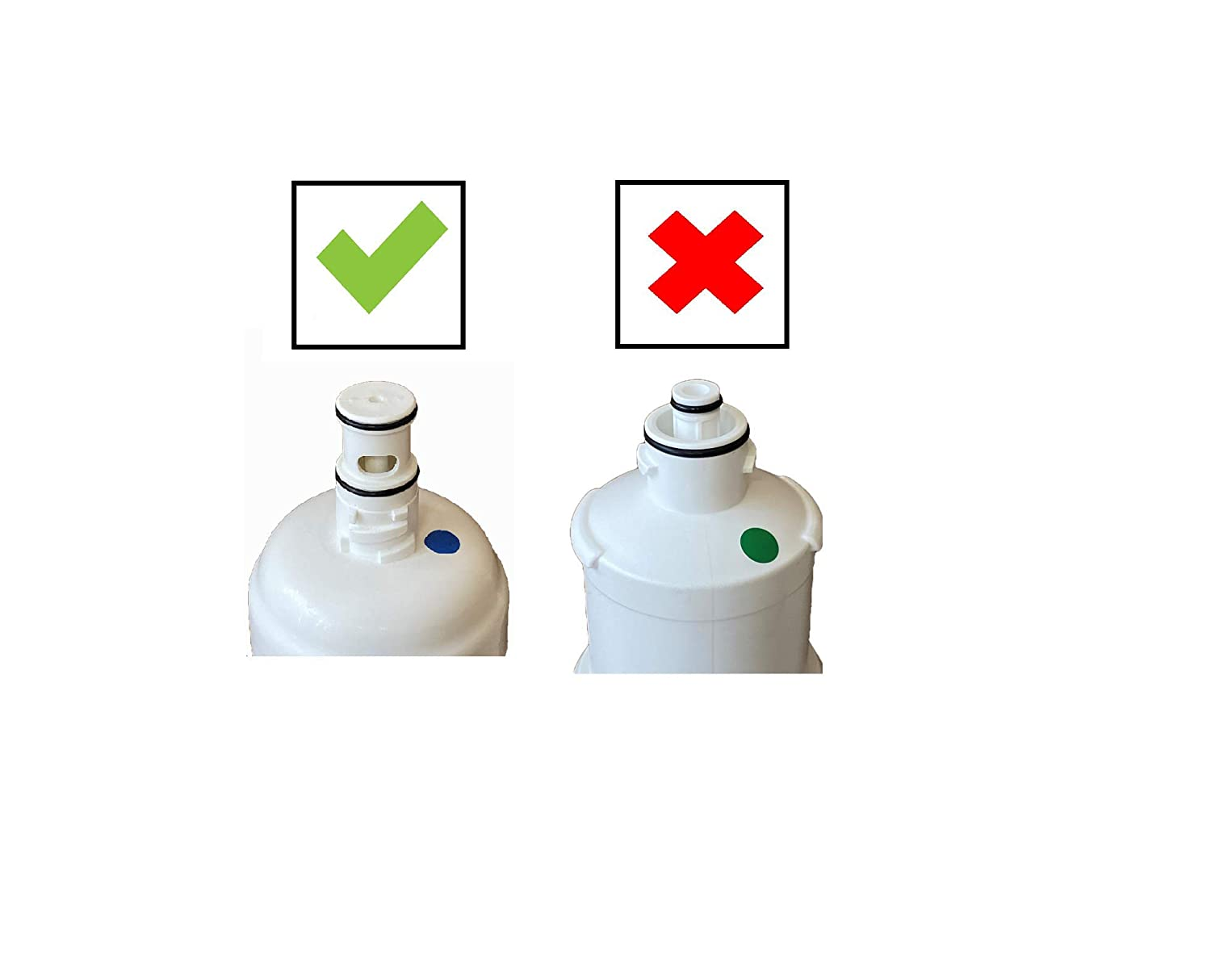 TM Brand Water Filter American Filter Company Comparable with BodyGlove BG-3000C Filters