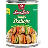Loma Linda - Vegetarian - Vegetable Skallops (20 oz.) - Kosher