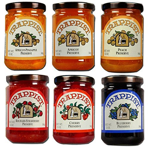 Apricot Pineapple Jam - 6-Jar Variety Pack: Favorite Preserves