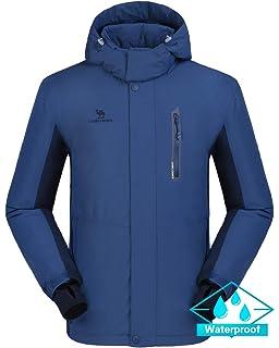 bf94a4f9b Amazon.com   Ripzone Men s Kinetic Color Block Jacket   Clothing