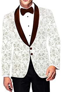 INMONARCH Mens Slim fit Casual Steel Blue Cotton Blazer Sport Jacket Coat Wedding SB15280