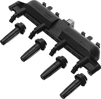 Fuel Parts CU1081 Bobina de Salidas Multiples/Bobina en Bujia O Encendido Directo: Amazon.es: Coche y moto