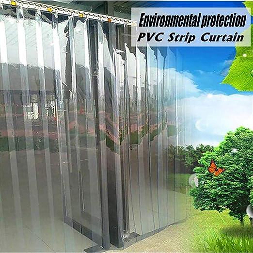 1PCS PVC Cortina de Tiras de plástico 200 cm de Altura x 15 cm de ...
