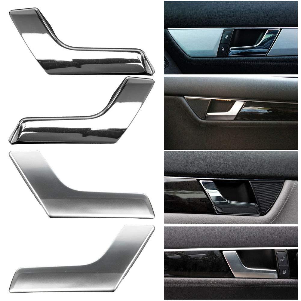 Kit de reparaci/ón de manilla de puerta interior para Mercedes-Benz W204 X204 Clase C