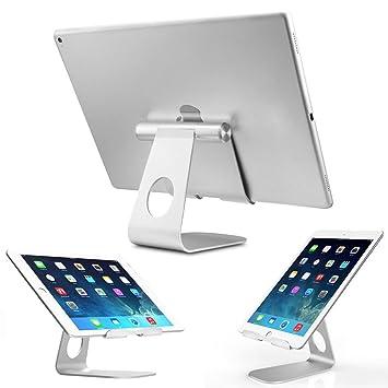 UBMSA 270 ° Rotación Soporte Aleación de Magnesio y de aluminio soporte para iPad Pro,