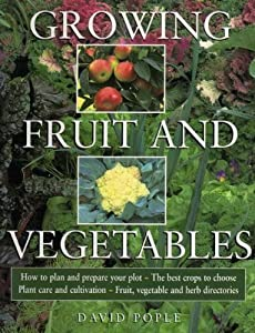 Paperback Growing Fruit and Vegetables Book