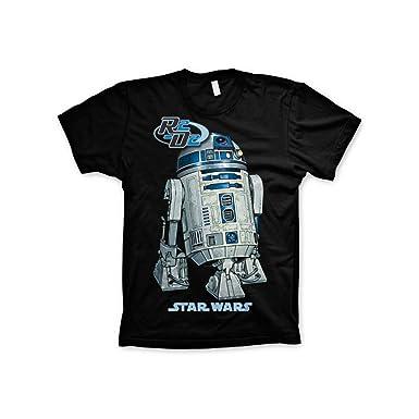 cheaper 5bc43 95671 Star Wars Offizielles R2D2 3XL,4XL,5XL Herren T-Shirt ...