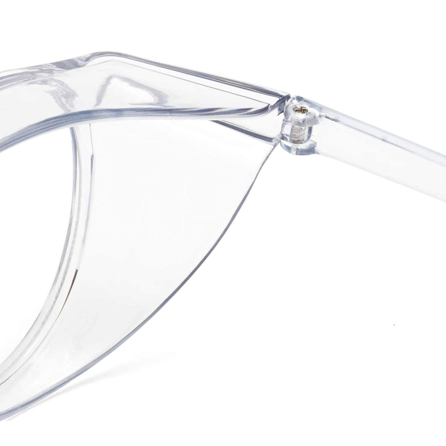 Oversize Goggles Safety Glasses with Side Shields Anti ...