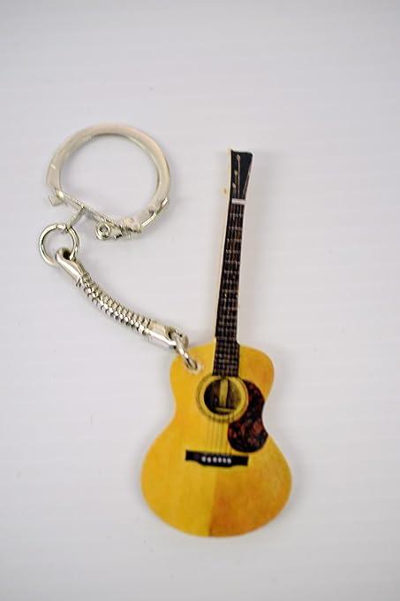 Acoustic Guitar Keyring - G1K  Amazon.co.uk  Kitchen   Home e100805c0