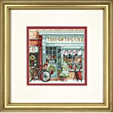 Dimensions Crafts Counted Cross Stitch Kit, Toy Shoppe
