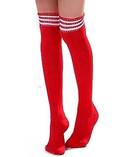 Fletion - Calcetines hasta la rodilla - para mujer