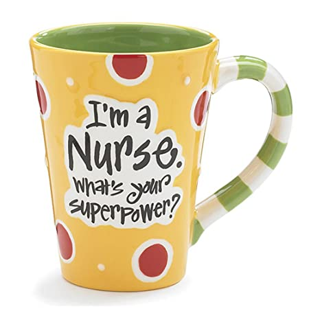 Nurse 12 Oz Coffee Mug