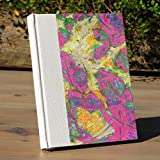 Handbound Blank Journal - Mabrie Ormes - Nature Paper One