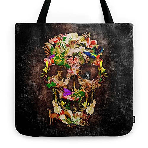 Society6 Animal Kingdom Sugar Skull IPhone 4 4s 5 5s 5c 6, Ipod, Ipad, Pillow Case And Tshirt Tote Bag 18