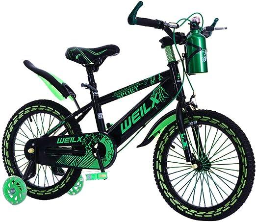 BAODAN Freestyle, niña, niño, Bicicleta, Bicicleta, tamaño 16