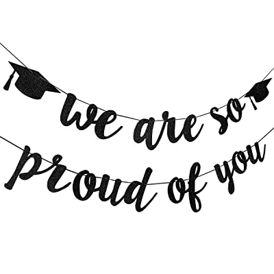 Felt No DIY Required Red and White Graduation Decorations 2021 Graduation Party Supplies Class of 2021 Class of 2021 Banner for College Grad Party Decor Class of 2021 Graduation Banner