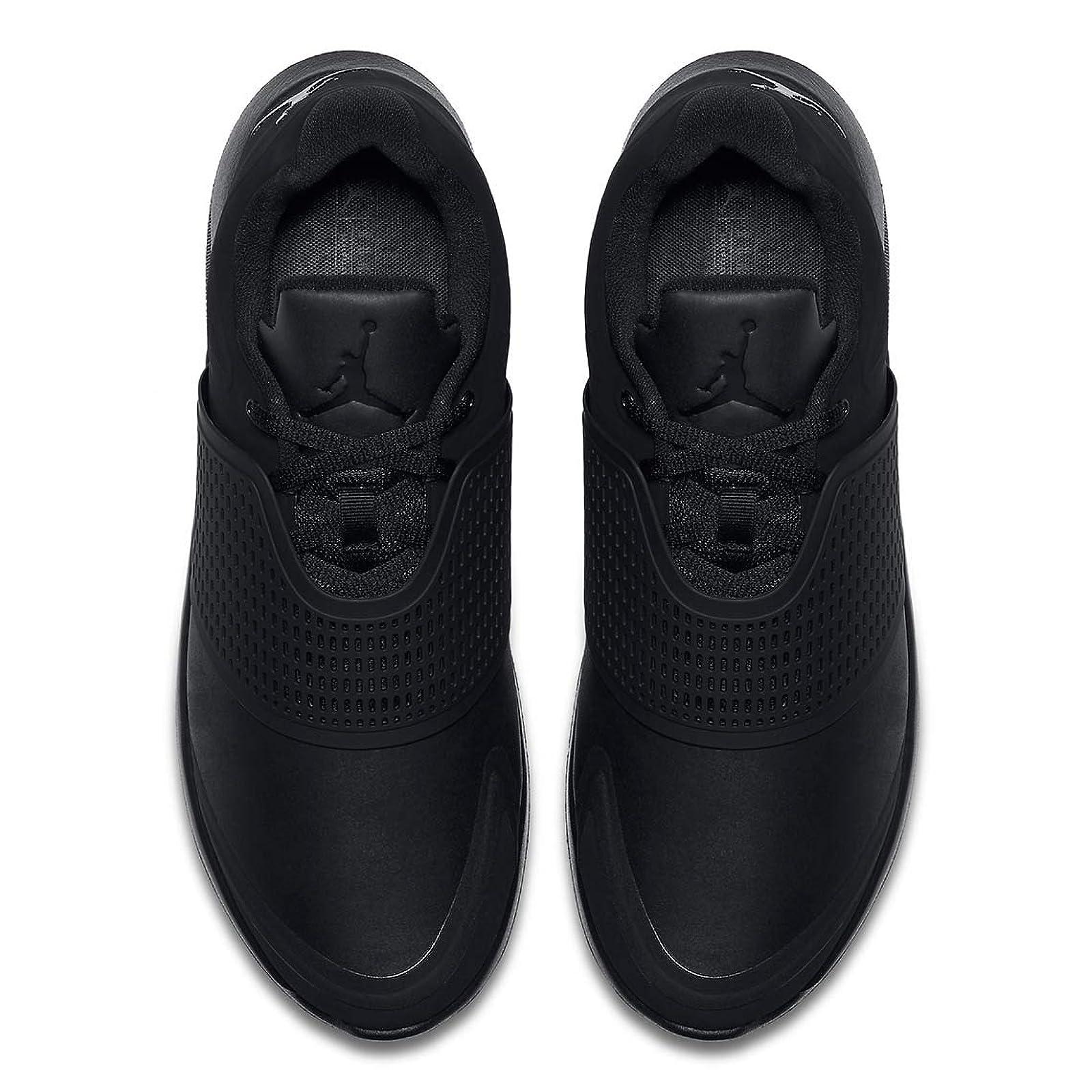 Jordan Grind 2 Black/Black- University Red ( - 1