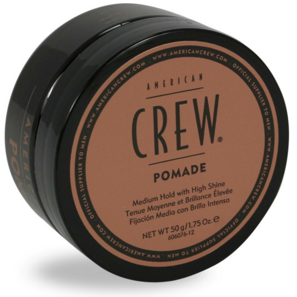 American Crew Pomade, 1.75-Ounce Jars (Pack of 3) 738678174067