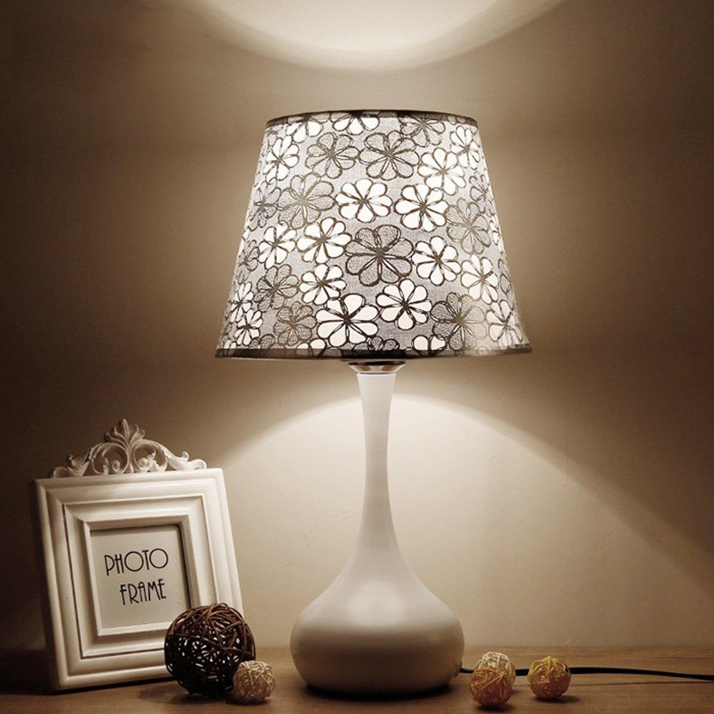 La energía de lámpara la lámpara regulable, lámpara de moderna del hierro simplicidad, luces de la habitación de comedor de vida, 43.5  24.5cm LED ( Color : Blanco ) bf1ba7