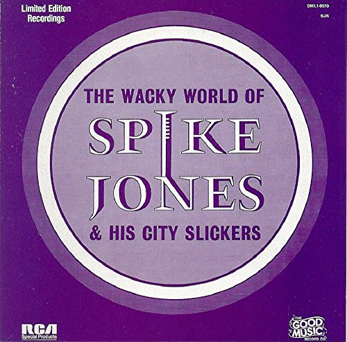 The Wacky World of Spike Jones & His City Slickers (Seven Of The Best Cocktails For Men)
