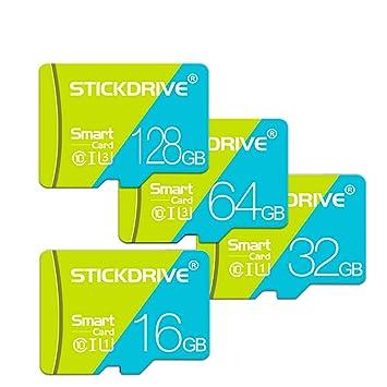 Tarjeta de memoria Micro SD para teléfono móvil, Tarjeta de ...